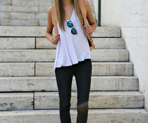 casual, cara delevigne, and style image