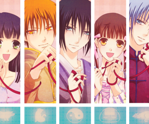 anime and fruits basket image