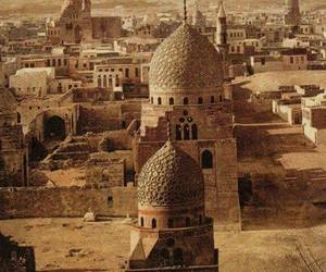 antique, mosque, and desert image