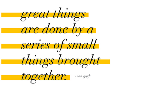 quote and van gogh image