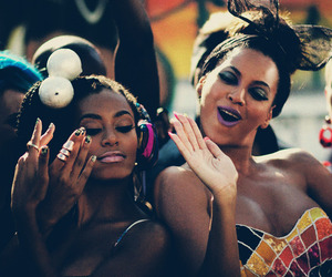 beyoncé and solange image