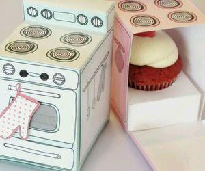 cupcake, food, and diy image