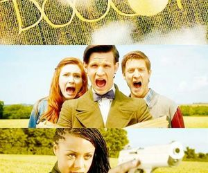 doctor who, melody, and Ponds image