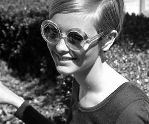 twiggy, 60s, and model image