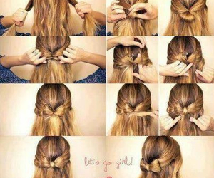 Easy, like, and hair image