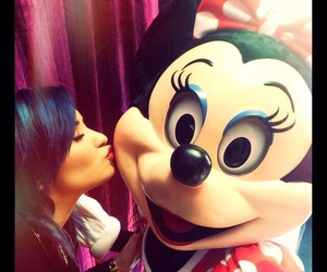 demi, minie mouse, and cute image