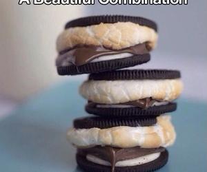 marshmallow, oreo, and chocolate image