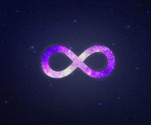 galaxy, infinity, and pretty image