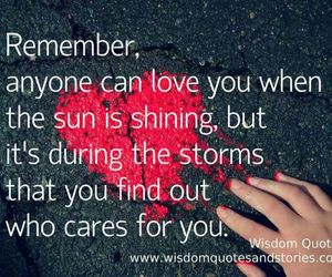 quote, love, and care image