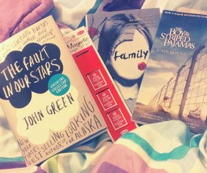 books, john green, and keep calm and carry on image