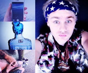 edit, 5sos, and grunge image
