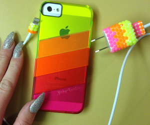 girly, iphone, and iphonecase image