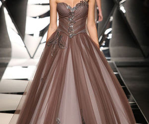 Couture, dress, and mireille dagher image