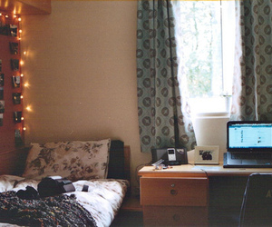 bedroom, bed, and photography image