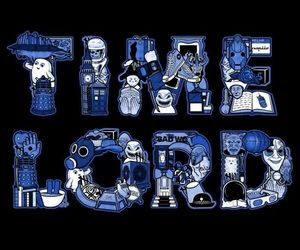 time lord, doctor who, and doctor image
