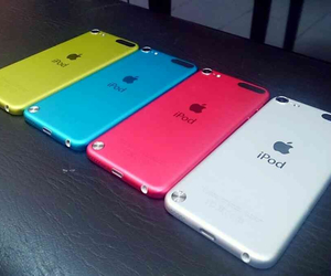 apple, beautiful, and colorful image