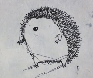 art, hedgehog, and sethfitts image