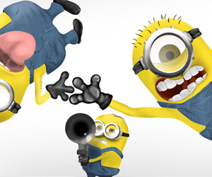 minions, cover photos, and facebook cover image