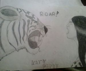 draw, enjoy, and katy perry image