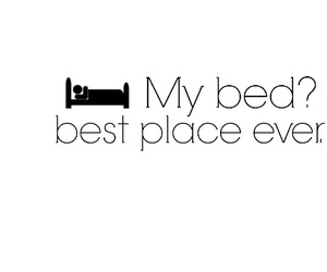 bed, Best, and place image
