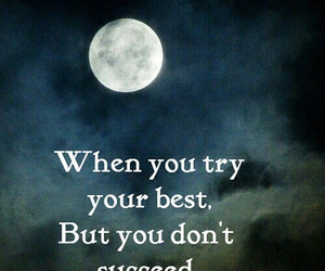 quote, coldplay, and moon image