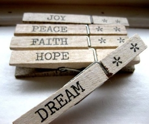 Dream, hope, and joy image