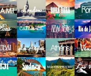 cities, colourful, and dreams image
