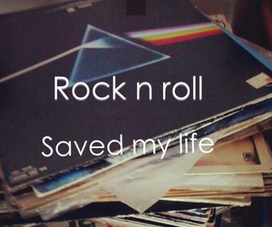 rock n roll, life, and music image