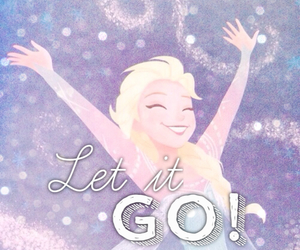 anna, let it go, and elsa image