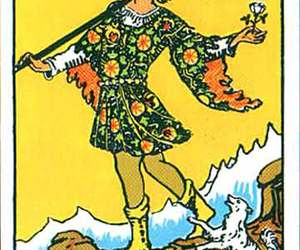 tarot, the fool, and fool image