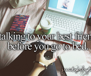 best friends, friends, and talking image