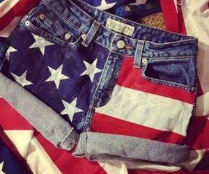 shorts, usa, and short image