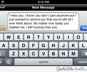 texts, quotes, and love image