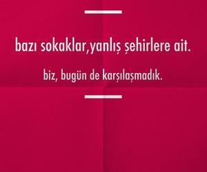 Turkish, writing, and sokak image