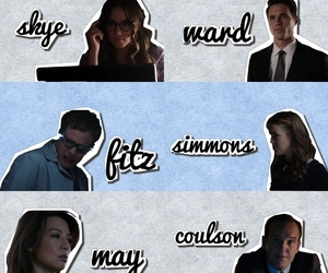 fitzsimmons, s.h.i.e.l.d., and agents of shield image