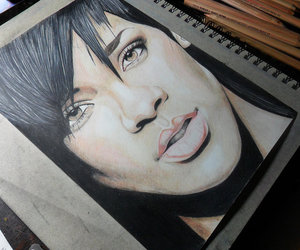 rihanna and drawing image
