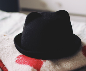 hat and sweater image