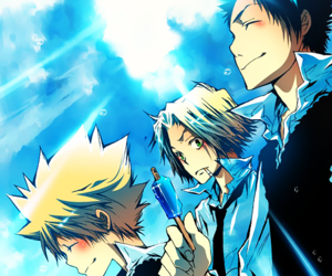 katekyo hitman reborn, anime, and khr image