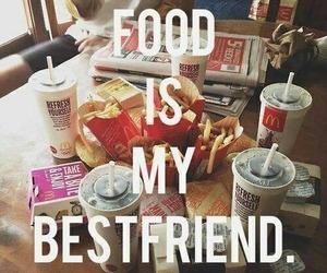 food, bestfriend, and best friends image