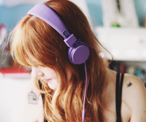 red hair, a series of serendipity, and urbanears image