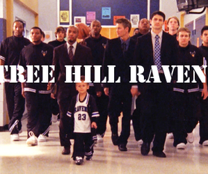 lucas scott, one tree hill, and ravens image