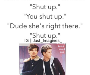 imagine, louis, and niall image