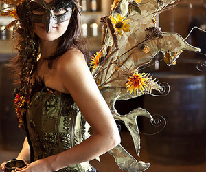 mask and wings image