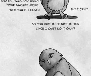 owl, quote, and promise image