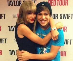 austin mahone, Taylor Swift, and cute image