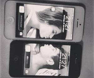 amor, felicidad, and i phone image