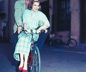 bike and grace kelly image
