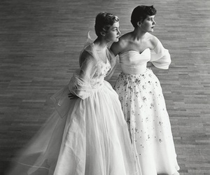 black and white, classy, and elegant image