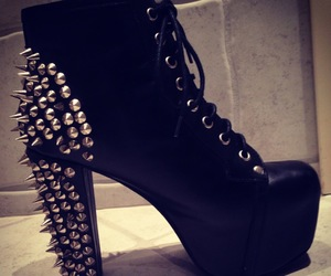 fashion, jeffrey campbell, and perfection image