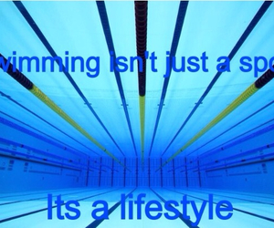 lifestyle, swimming, and swimming lifestyle image
